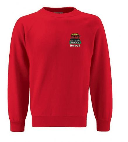 Holwell Red Sweatshirt